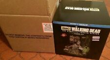 AMC SEASON 4 THE WALKING DEAD LIMITED EDITION TREE WALKER 5 DISC SET TREE WALKER