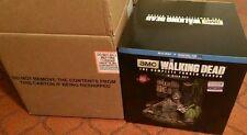AMC SEASON 4 THE WALKING DEAD LIMITED EDITION TREE WALKER 5 DISC SET TREE WALKER