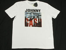 $39 NWT Mens Lucky Brand T-Shirt Johnny Cash America Tee Made In USA Sz XL M671