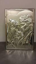 Quadro bassorilievo Sacra Famiglia STILARTE SE1250/4 in argento