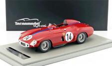 Ferrari 750 Monza 1955 le Mans 24hr 1 18 Echelle par Tecnomodel