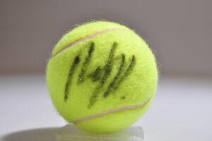 Andy Roddick Signed Autographed Tennis Ball Penn 4