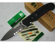 Couteau CRKT IGNITOR Serr A/O Acier 8cR14mov Titane Manche G-10 CR6865