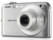 Casio EXILIM ZOOM EX-Z1050 10.1MP Digital Camera complete - Silver boxed