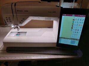 Husqvarna Viking Designer EpicSewing and Embroidery Machine
