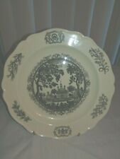 Wedgwood-The Governor's Palace Williamsburg Virginia 1953 Collectors Plate