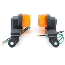 2PCS Motor Rear Turn Signals Blinker Indicator For Yamaha XT200 XT125 SEROW