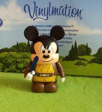 "Disney Vinylmation 3"" Park Set 1 Star Wars Mickey Mouse Jedi"