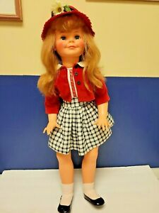 1960's Ideal Terry Twist Doll