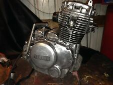 1978 Yamaha XS 400 Motorcycle Engine motor Complete with Coils RUNS