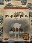 Final Fantasy Tactics Prima Official Strategy Guide Squaresoft