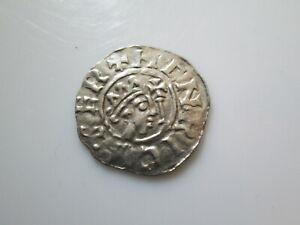 Netherlands/Friesland 11 century denar, Leewarden, Gf. Bruno III 1050-57 Dbg 502