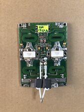 RF POWER AMPLIFIER UHF 400w CW -16DB Gain 400-900 Mhz MRF 377 TESTED