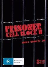 Prisoner Cell Block H Volume 9 Episodes 257 - 288 Region 2 Compatible 8 Disc DVD