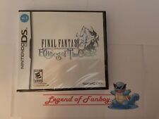 * New *  Final Fantasy Crystal Chronicles Echoes of Time  Nintendo DS * Sealed *