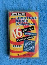 THE LEMSTONE MUSIC COLLECTION Cassette Tape 1995 Christian Music Sampler