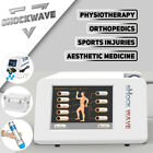 ED Portable shock wave physiotherapy Shockwave therapy Pain relief machine