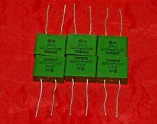 6 pcs 0.047uF 250V K71-7  POLYSTYRENE Hi-End sound Capacitors