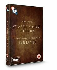 Classic Ghost Stories of MR James - DVD NEW & SEALED (BBC/BFI)