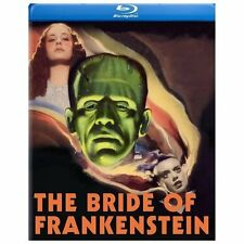 The Bride of Frankenstein (Blu-ray Disc, 2013) NEW~!!!