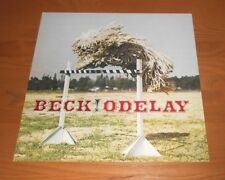 Beck! Odelay 1997 Promo 2-Sided Flat Square Poster 12x12 RARE