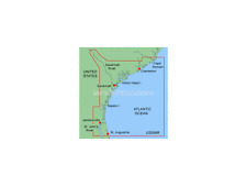 GARMIN BLUECHART CHARLESTON JACKSONVILLE MUS008R DATA CARD MARINE 010-C0022-00