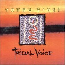 YOTHU YINDI Tribal Voice CD BRAND NEW