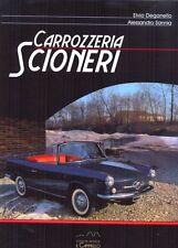 Carrozzeria Scioneri== - Fiat 500 600 Multipla MorettiLancia Alfa Romeo NEW book