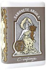 3 Clay soaps - Sabonete Argila Confiança - by Claus Porto - 75g / 2.6 oz each