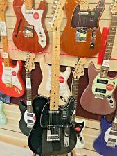 Fender Player Telecaster®, Maple Fingerboard, Gloss Black P/N 0145212506