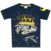 Boys Star Wars T-Shirt | Star Wars Tee | Star Wars Top | Star Wars Tshirt | NEW