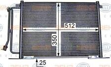 8FC 351 036-411 HELLA Kondensator Klimaanlage