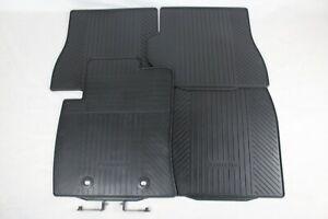 ab 12//04 RAU Fußmatten rot passend für Ford Fusion mit Fußstütze Bj