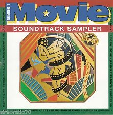MOVIE SOUNDTRACK SAMPLER The Premiere Movie Collection CD