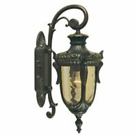 Elstead Lighting Philadelphia Wall Down Lantern Medium