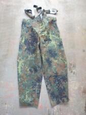 Armée Allemande Flecktarn Camouflage Gortex / Étanche sur Pantalon avec