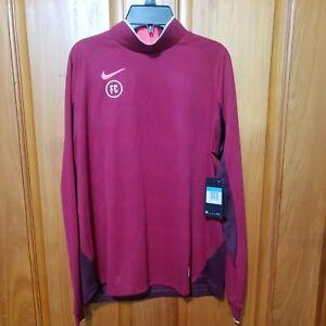 *NEW* Nike FC Womens Dry Long Sleeve Soccer Football Jersey size Med CD9167-620