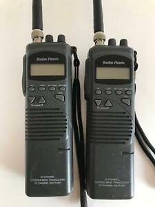 Radio Shack 40 Channel Citizens Band Transceiver 10 Channel Weather Vintage