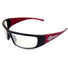 f4df6cd309 Harley Davidson Motorcycle HD1422 Clear Mirror Lens Riding Safety Sun  Glasses
