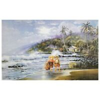 1000 Pieces Puzzle Tranquil Bay Adult Kids Jigsaw Game Home Gift Landscape  K9J7