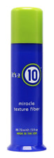 Its a 10 Miracle Texture Fiber 3 oz Anti Frizz Shine Hair Styling Product