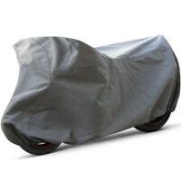 Motorcycle Cover XXL Indoor Dust Layered Protector Sports Dirt Bike Scooter