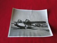 Vintage Aviation Airplane/Jet Press Photo Rockefeller Plane 1941
