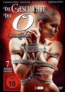 Die Geschichte der O - Die komplette Staffel   Erotik   7 Stunden [FSK18] DVD