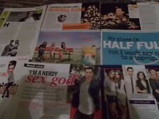 RUSSELL KANE  CELEBRITY  CLIPPINGS PACK  GOOD CONDITION