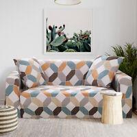Housse Protecteur couverture de canapé élastique souple 1/2/3 siège maison decor