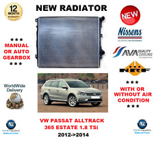 FOR VW PASSAT ALLTRACK 365 ESTATE 1.8 TSi 2012->2014 NEW RADIATOR * OE QUALITY *