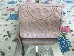 Tory Burch Fleming Medium Wallet 50264 Shell Pink