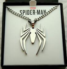 Marvel Comics Spider-Man GamerVerse Necklace Pendant New Box