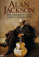 Alan Jackson - Greatest Hits Video Collection [New DVD]